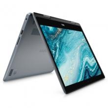 戴尔(DELL)魔方灵越7000 13MF-Pro-R7505TB i5-10210U 8G内存 512GB固态 集显14.0英寸触控屏轻薄360°翻转二合一平板笔记本电脑超级本