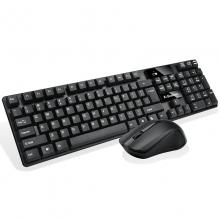 蝰蛇WK200 无线套装键盘鼠标台式电脑笔记本无线键鼠套装家用办公