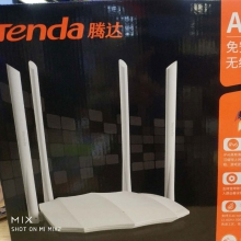 腾达AC5S无线路由器5G双频千兆智能路由家用WiFi高速光钎1200M穿墙
