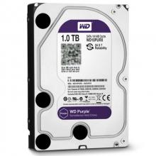 西部数据(WD) 西数紫盘 1TB 7200转 监控硬盘 监控DVR录像机1T 台式机电脑机械硬盘单碟WD10PURX 三年换新          西数硬盘