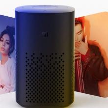 小米小爱音箱万能遥控版AI智能音响小爱同学无线蓝牙wifi户外家用