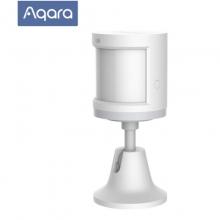 绿米Aqara 人体传感器 接入米家(MIJIA)苹果HomeKit双平台 免安装170°探测角度 光照度人体传感器联动LED灯