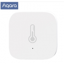 绿米Aqara 温湿度传感器 接入米家(MIJIA)苹果HomeKit智能联动温湿度+气压检测 可智能联动空调