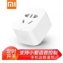 小米(MI)智能插座WiFi版家用多功能遥控定时开关插排接线板插头 米家智能插座WiFi版