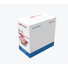 海康网线DS-1LN5E-E/E 海康威视超五类监控专用网线 海康网线 超5类非屏蔽室内网线 无氧铜 监控网线 室内 超五类 监控线 8芯 室内 UTP 305米 可出具检测报告 0.45线径