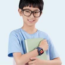 米兔儿童电话手表3C智能手表4G网络高清视频拍照AI英语学习机手机插卡双向通话多重定位插卡通话拍照 米兔儿童电话手表3C 4G版 蓝色