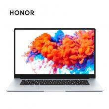 荣耀笔记本电脑MagicBook 15 15.6英寸全面屏轻薄本(锐龙R5 3500U 8G 256G 多屏协同 指纹Win10)冰河银
