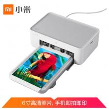 小米 米家手机照片打印机 (不含相纸与色带)无线远程连接 还原真实色彩 多尺寸证件照