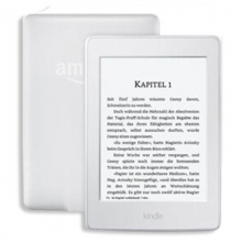 Kindle 亚马逊 Paperwhite 3代 电子书阅读器 电纸书护眼墨水屏迷你便携读书器 Paperwhite3经典版白色