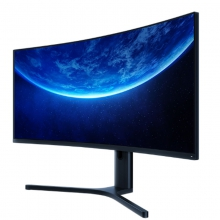 小米曲面显示器 34英寸 21:9宽广全景视野 /三星面板+2K超清分辨率 / 1500R极致大曲率 / 144Hz刷新率 / 121%sRGB宽广色域 / 支持升降,旋转,壁挂