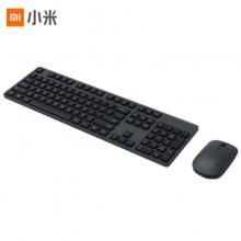 小米 无线键鼠套装 简洁轻薄 全尺寸104键键盘 舒适鼠标 2.4G无线传输