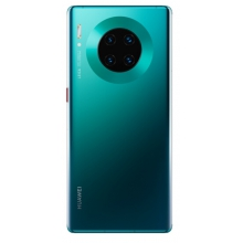 华为 HUAWEI Mate 30 Pro 5G 麒麟990 OLED环幕屏双4000万徕卡电影四摄8GB+128GB翡冷翠5G全网通游戏手机