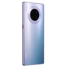 华为 HUAWEI Mate 30 Pro 5G 麒麟990 OLED环幕屏双4000万徕卡电影四摄8GB+256GB星河银5G全网通游戏手机