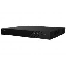 海康威视DS-7804NB-K1/4N(双网口) 4路单盘双网口录像机 NVR H.265/1盘位/4K高清输出/双网口 1U 315铁盒机箱 最大支持6TB硬盘