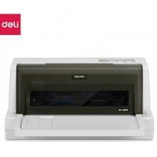 得力(deli)DL-930K针式打印机 1+6联打印平推票据增值税控发票出库单针式打印机 930K(85列24针平推式票据打印)