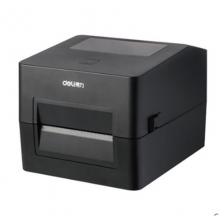 得力DL-999D 热敏快递单小票机电子面单打印机不干胶条码二维码标签打印机