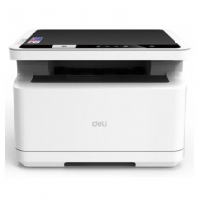 得力M2000N激光一体机 家用办公一体打印机  有线网络
