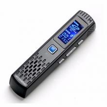 韩国现代3588小型迷你专业录音笔 高清 远距降噪声控 MP3播放器8G