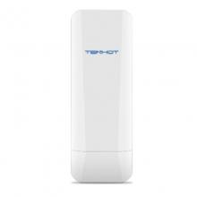 TH-EW700S  千兆5.8G监控专用(傻瓜式操作一键配对)工作频段5.8GHz,传输速率900Mbps 数码网桥 建议传输距离3-5KM,200W监控可带20个