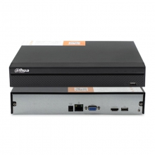 大华网络录像机4路NVR高清家用网络摄像头监控设备H.265 DH-NVR1104HS-HDS2