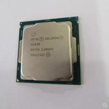 Intel CPU/G4930(1151针新版/3.1G 9代)