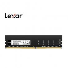 (终身质保)雷克沙8G内存DDR4 2666 8GB 原厂三星颗粒 台式机内存条   采用原厂DRAM颗粒,性能更可靠 (Lexar)