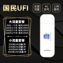 国民UFI随行上网wifi车载路由