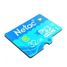 朗科NETAC存储卡TF 32G MICRO SD 32GB正品行货CLASS10