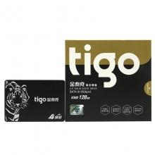 金泰克(Tigo)120G固态 SSD固态硬盘 SATA3.0接口 S300系列120GB