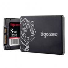 【送大米1袋】金泰克(Tigo)120GB SSD固态硬盘 SATA3.0接口 S300系列