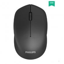 飞利浦无线鼠标静音便携台式电脑办公商务笔记本苹果联想华为通用SPK7344