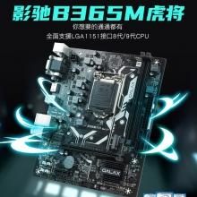 影驰 B365M 虎将主板 电竞游戏台式机电脑1151主板 支持8/9代CPU主机B365M主板 影驰B365M虎将