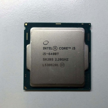 I5 6400T 6代 四核电脑CPU Intel/英特尔