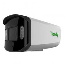 天地伟业C13DN I8/Y全光谱音频 300万双光源 内置MIC 监控摄像头网络高清摄像机枪机 4颗红外灯+4颗暖光灯