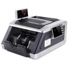 得力数钱机2194S国标B类点钞机验钞机银行专用商用家用点钞机三屏点验钞仪