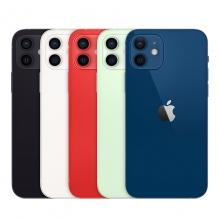 Apple iPhone 12 (A2404) 256GB 黑色 支持移动联通电信5G 双卡双待手机