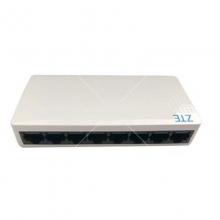 中兴8口百兆交换机ZXR10 1150-8T 智能以太网百兆交换机