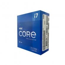 英特尔 Intel i7-11700K 8核16线程 盒装CPU处理器 三年质保 参考价格 要货咨询在下单!