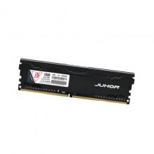 玖合     JUHOR DDR4内存 16GB 2666  台式机内存条 马甲 4代 玖合内存