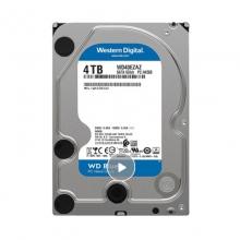 【100%正品】西数4T 蓝盘西部数据(WD)西数蓝盘 4TB SATA3 6Gb 256M 3.5台式机械电脑硬盘 正品行货 质保二年 西数硬盘